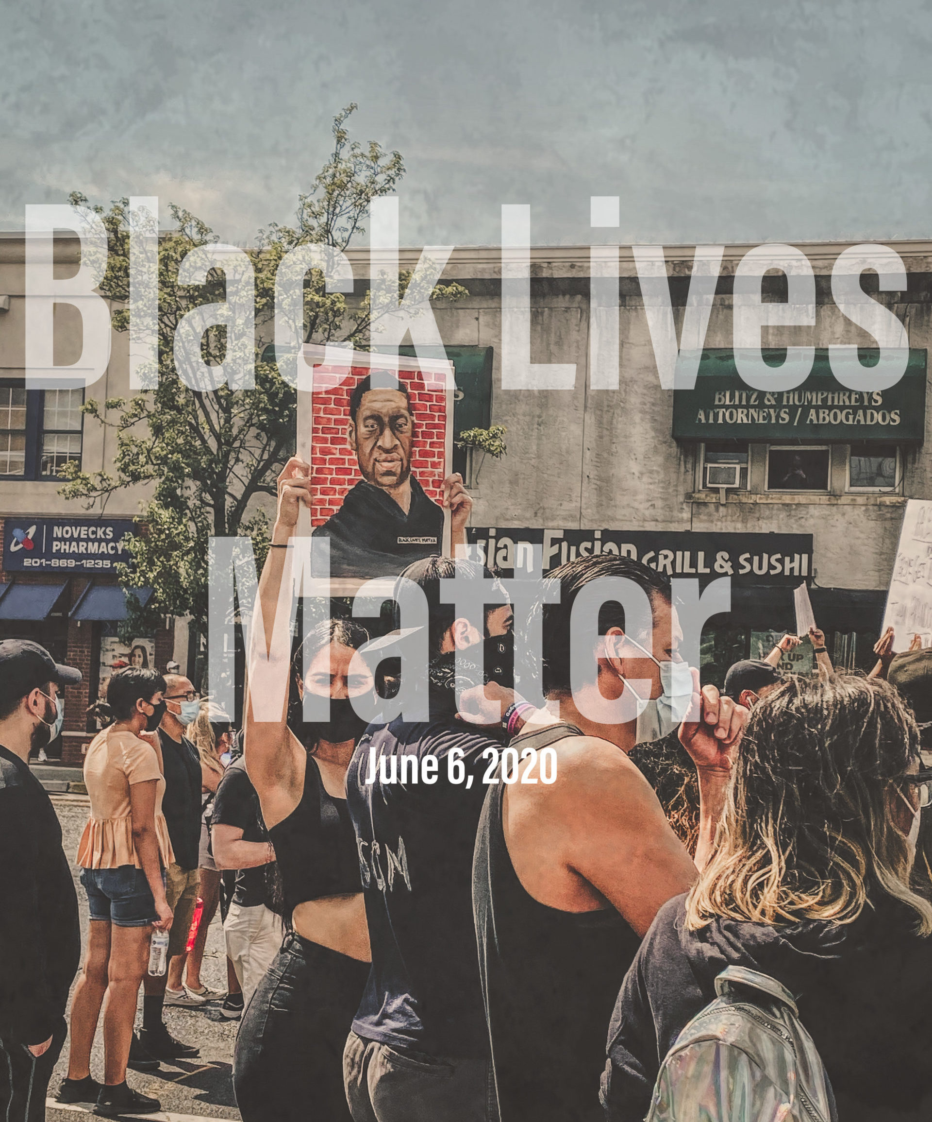 Towns Unite to Protest for BLM – June 6, 2020