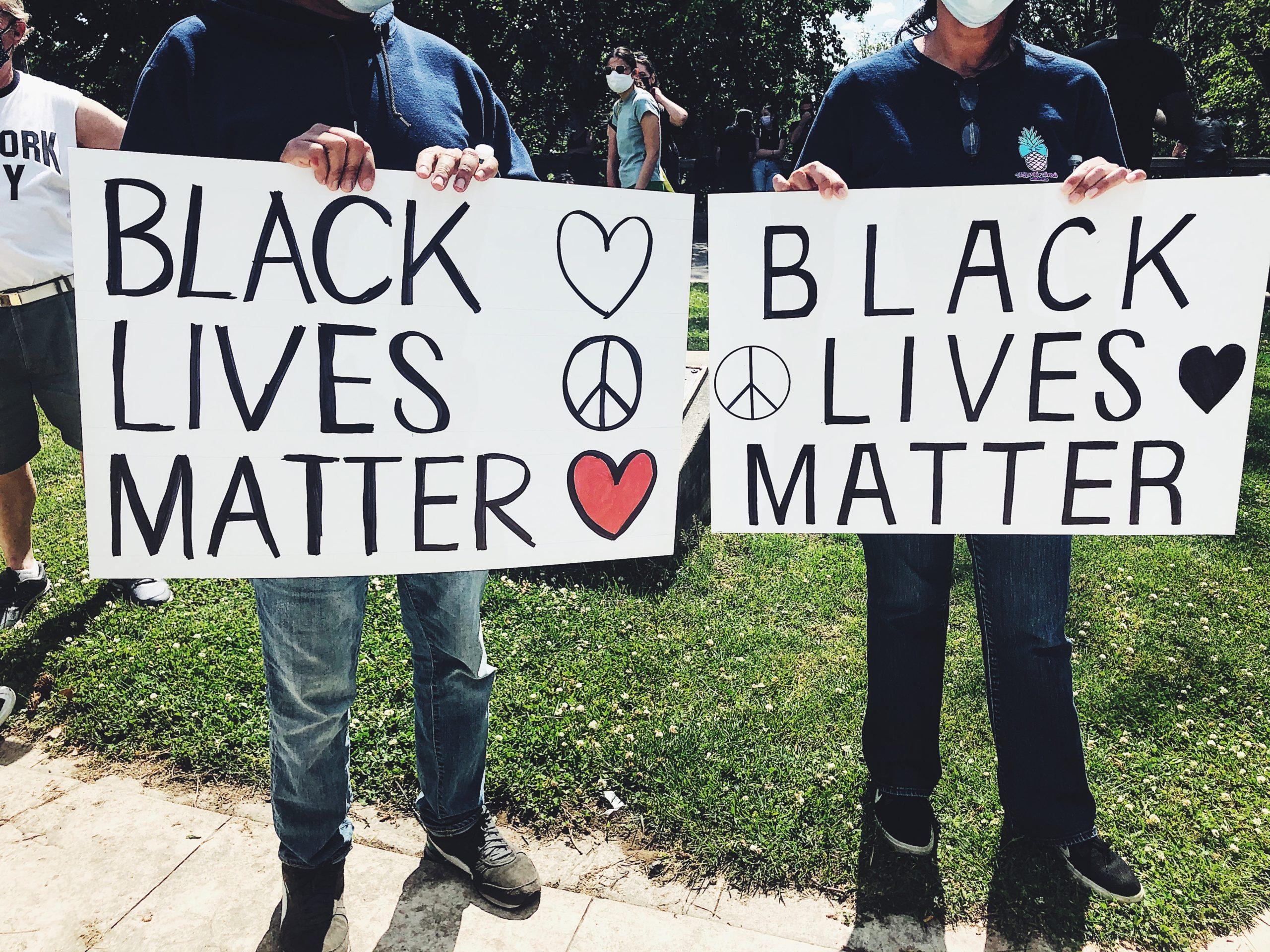 Bayonne BLM Protest — June 7, 2020