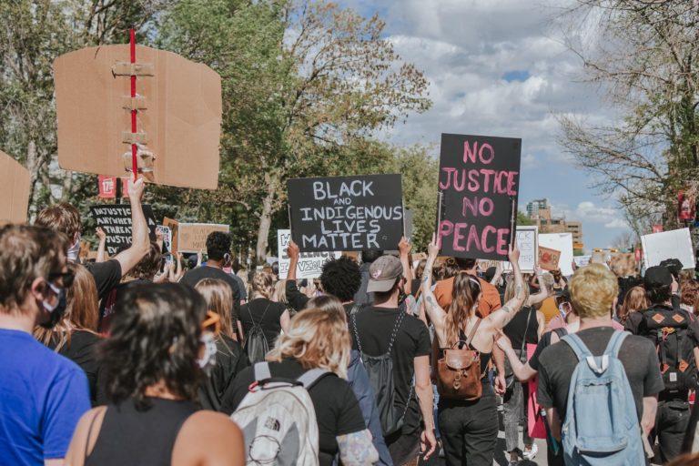 Canada BLM Protest — June 3, 2020