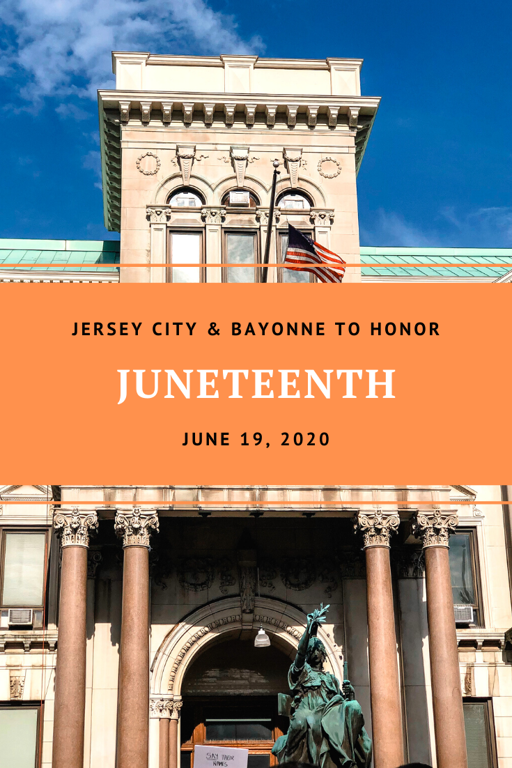 Jersey City and Bayonne to Honor Juneteenth