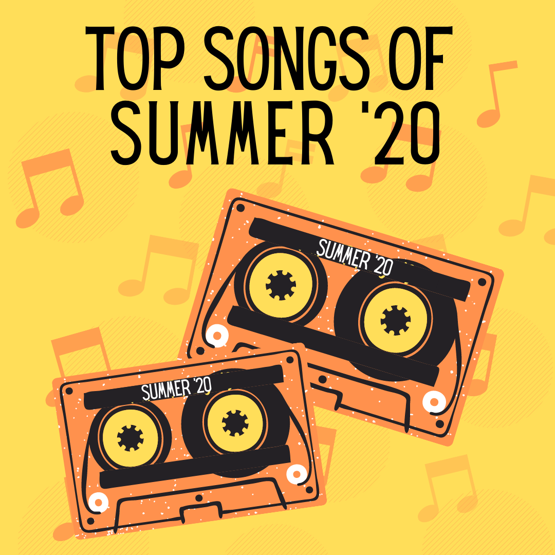 SoCul's 20 Hit Songs of Summer 2020