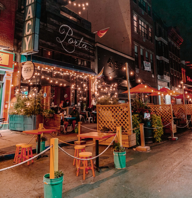 The Quarantine Diary: Nightlife Dining in Hudson County