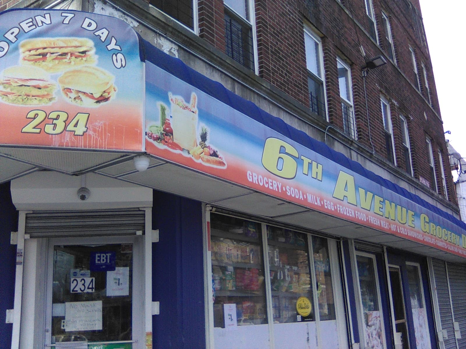 'The community treats us well': This 15-year-old deli is a Newark local treasure