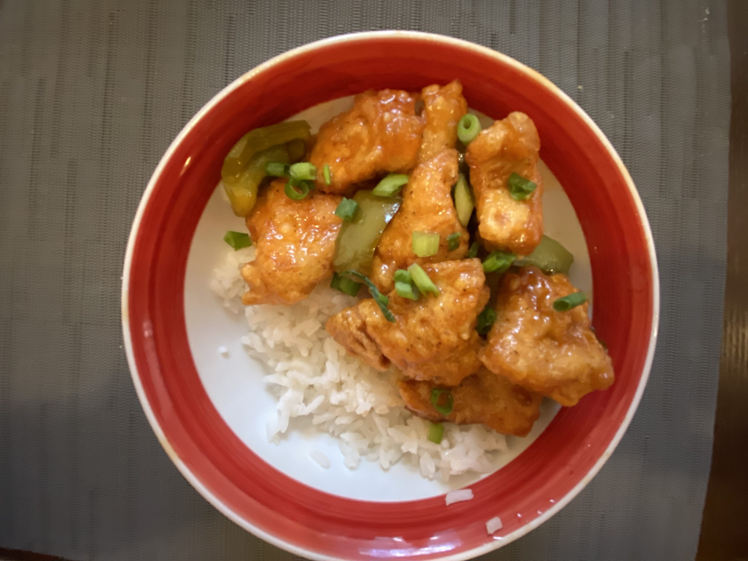 How to Make Your Favorite Takeout Item at Home — Sweet and Sour Chicken