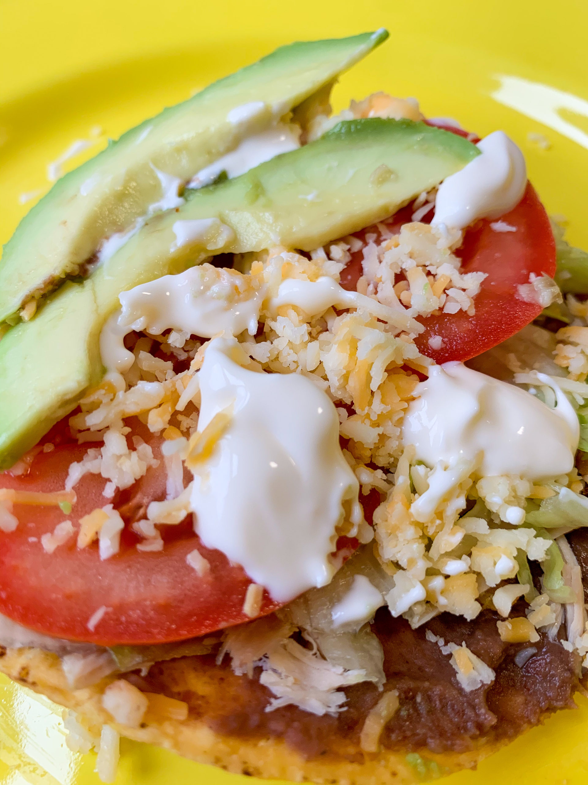 Making Tostadas – A Quick Mexican Dish