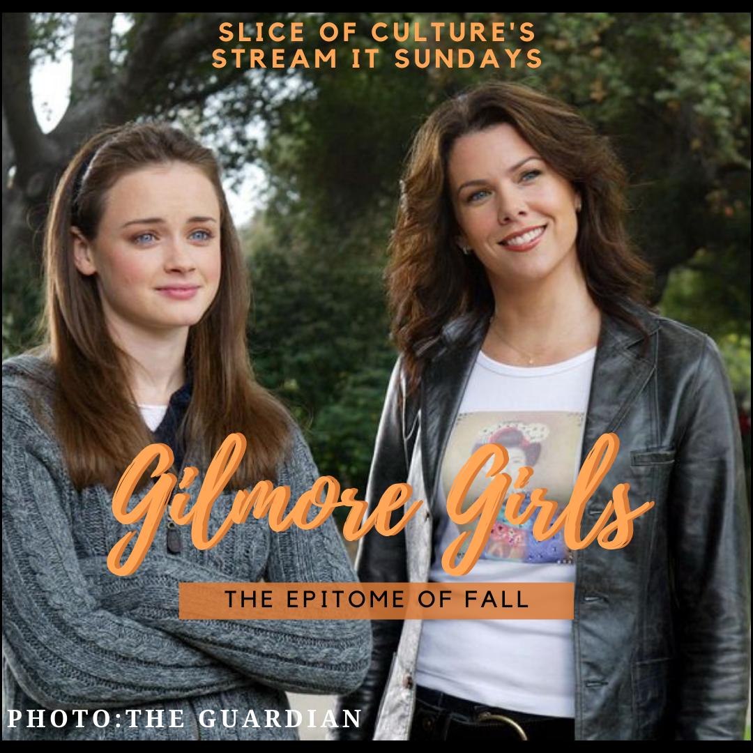 8 Reasons you NEED to Binge Gilmore Girls this Fall