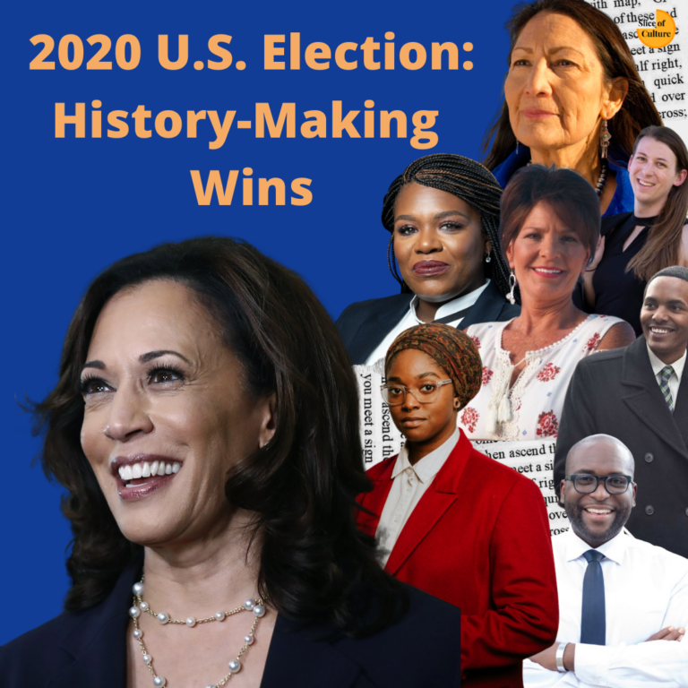 These Are The Candidates Who Made History In The 2020 U.S. Election