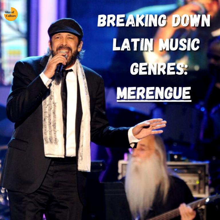Breaking Down Latin Music Genres: Merengue