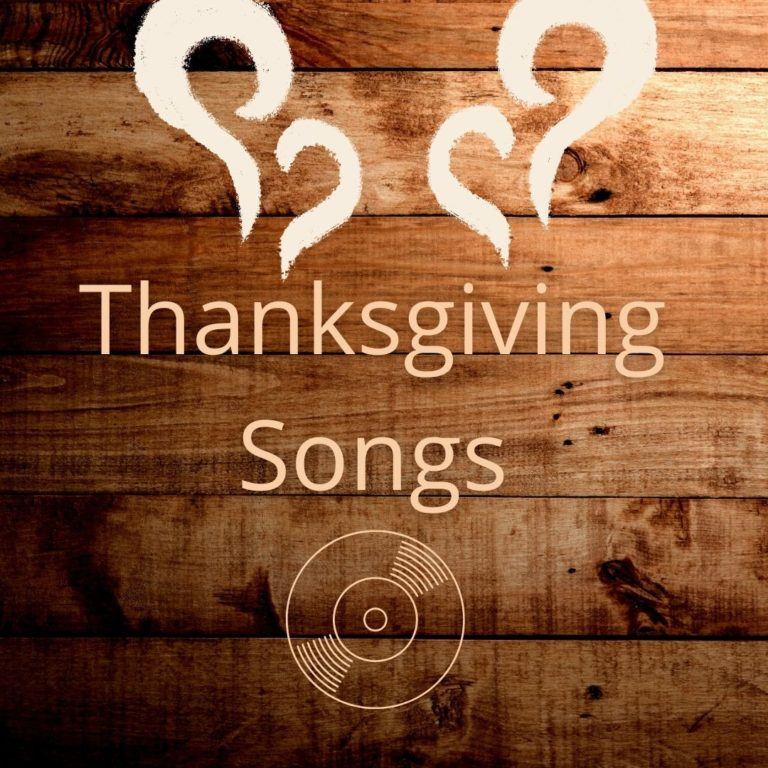 "SoCul Staff Picks ""Thanksgiving"" Songs!"