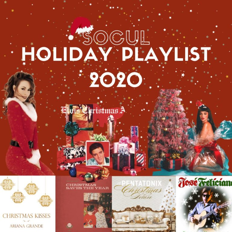 SoCul's Holiday Playlist: 30 Songs To Get You In The Spirit