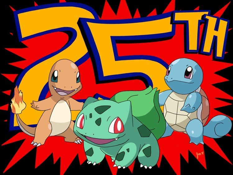 Pokémon Turns 25 Today And Continues To Grow Old With Its Fans