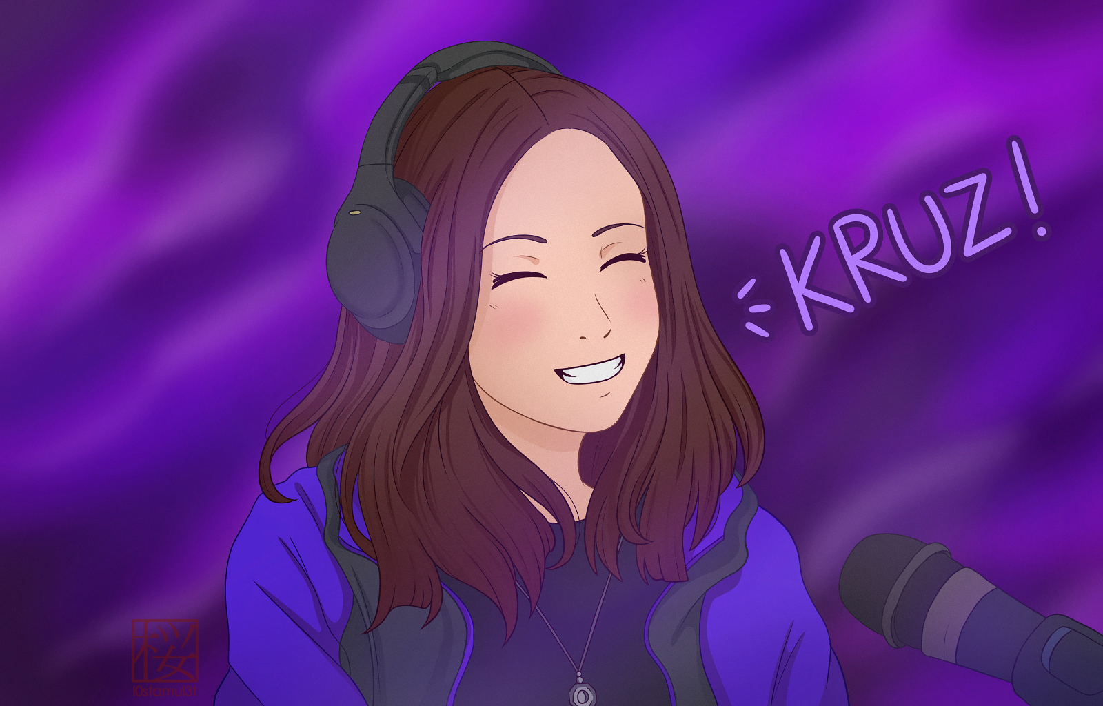 Meet Kruzadar, the woman who's kicking ass in the gaming industry.