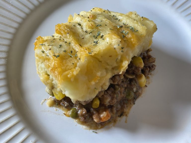 A Classic and Hearty Casserole — Shepherd's Pie