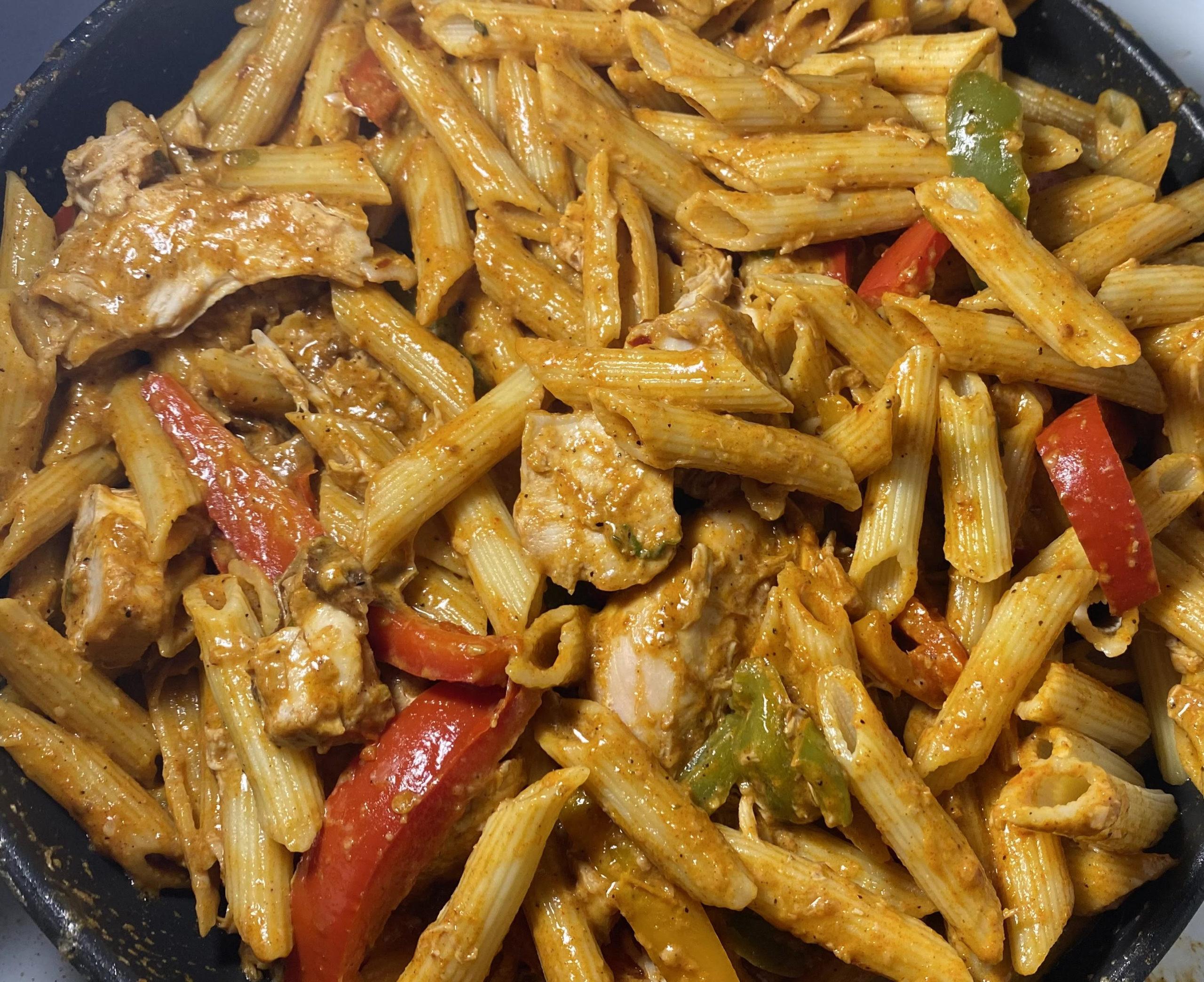 A Jamaican Dish with a Twist — Rasta Pasta