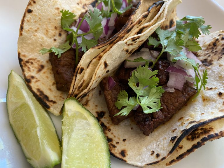A Simple and Flavorful Recipe — Mexican Street Tacos