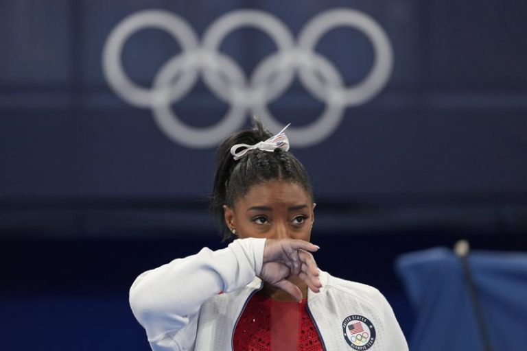 For Your Edification: Simone Biles Is A Hero For Being A Survivor, Not Withdrawing