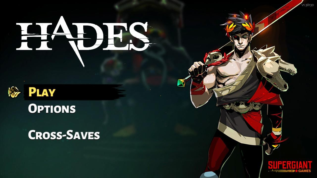 Pass The Controller: Hades, A Game Where Dying Can Be A Good Thing?