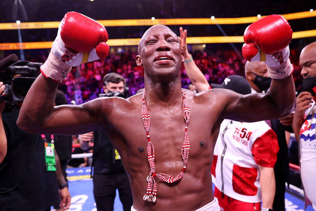 For Your Edification: A New Super Welterweight Champ — Yordenis Ugas Jr.