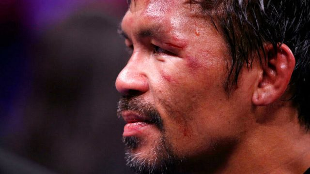Don't Apologize, Manny Pacquiao. We Can't Thank You Enough.