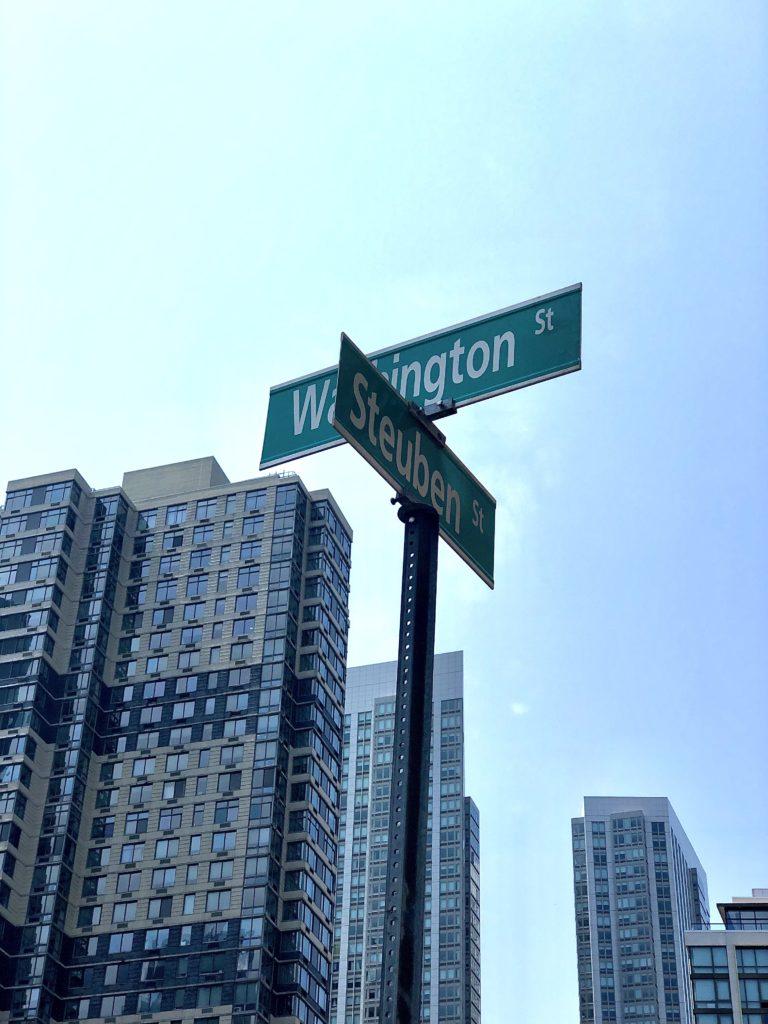 Hudson County Diaries: Quick Break At Harborside Jersey City