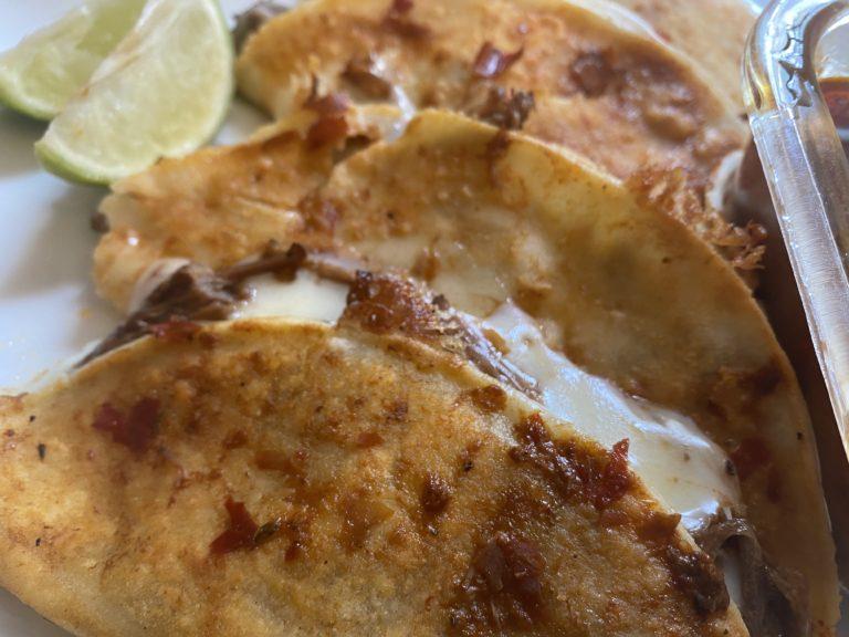 A Dish Bursting with Flavor, Literally — Birria Tacos