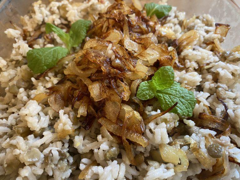 One Of The Easiest Recipes You'll Ever Make — Mujaddara
